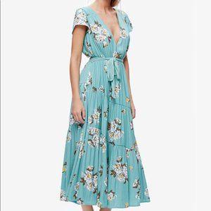 Free People All I Got Printed Maxi Dress Botanical